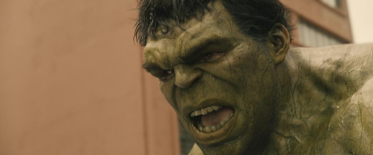 ILM公司为绿巨人研制新的肌肉和仿真肌肤