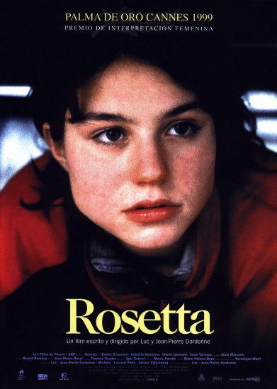 《罗塞塔》电影海报